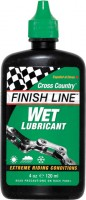 Finish Line Wet Lubricant 4 oz