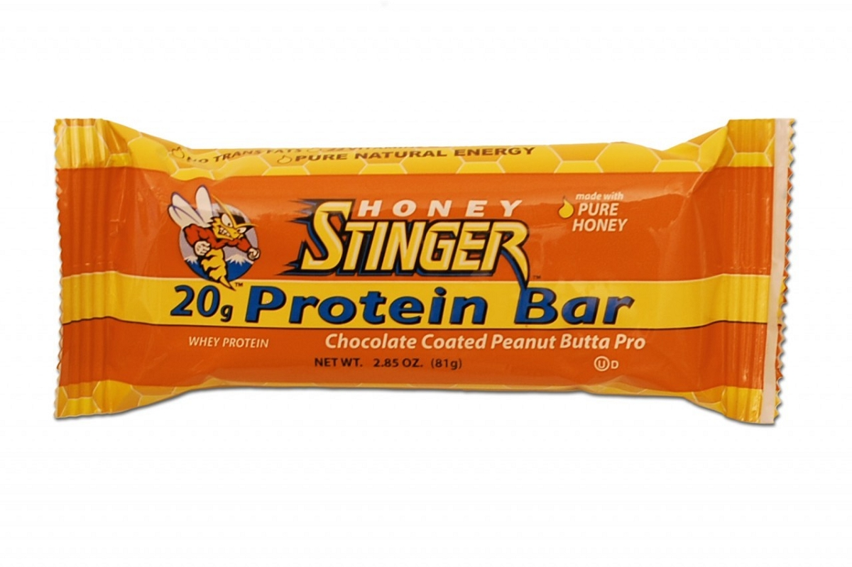 Honey protein bars