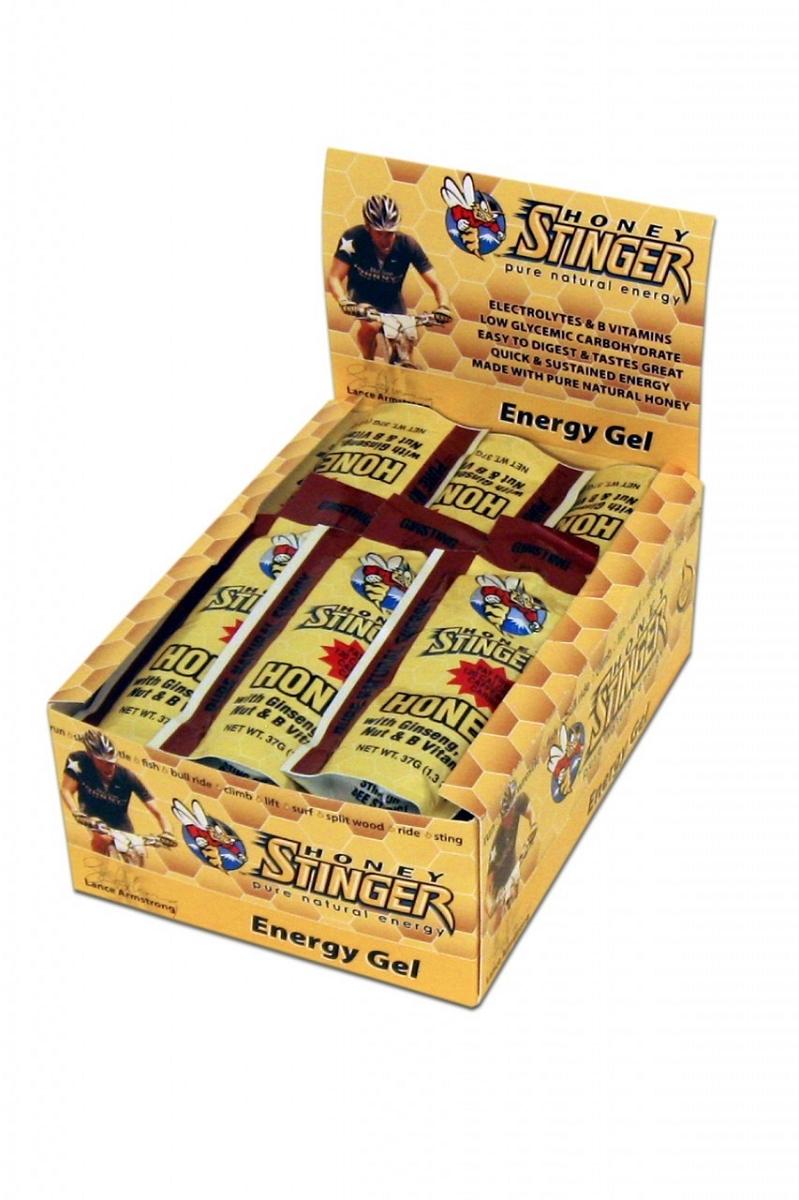 Honey Stinger Energy Gel Box Of 24
