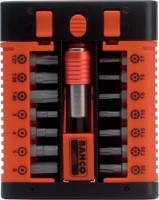 "Bahco 1/4"" Hex Bit Set"