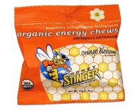 Honey Stinger Organic Energy Chews - Box of 12